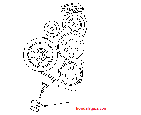 2005 as well Serpentine Belt Diagram 2011 Hyundai Santa Fe V6 35 Liter Engine 04656 further Replacement Parts further 2001 likewise 2001. on serpentine belt replacement