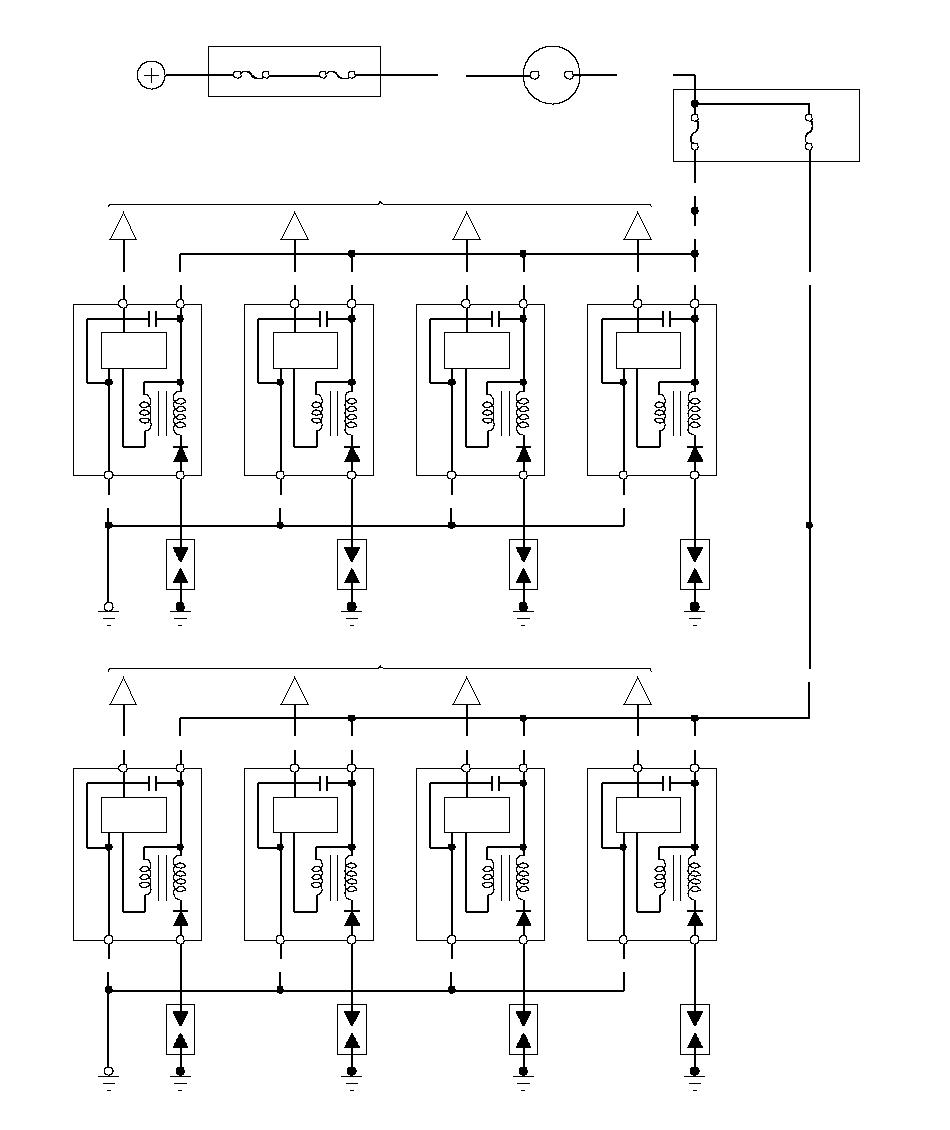 ignition system circuit diagram  l12a  l13a
