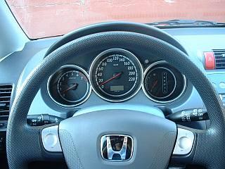 Honda Jazz 14 Cvt Making Comfortable